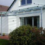 Metall Terrassenüberdachung