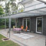 Terrassenüberdachung: Schmiedearbeiten in Rheine